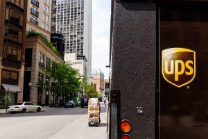 UPS Accident Attorney California