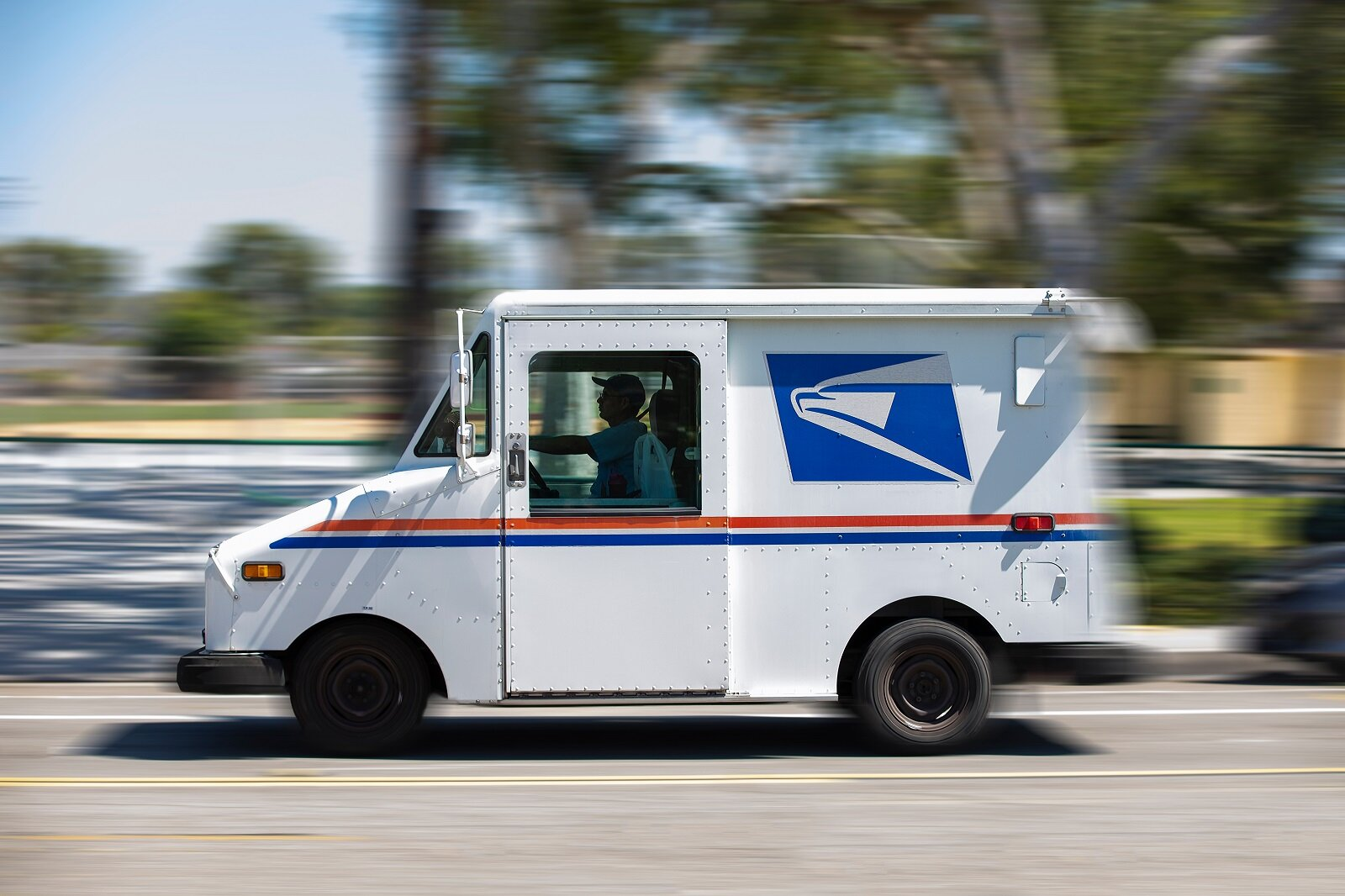USPS Accident Attorney California