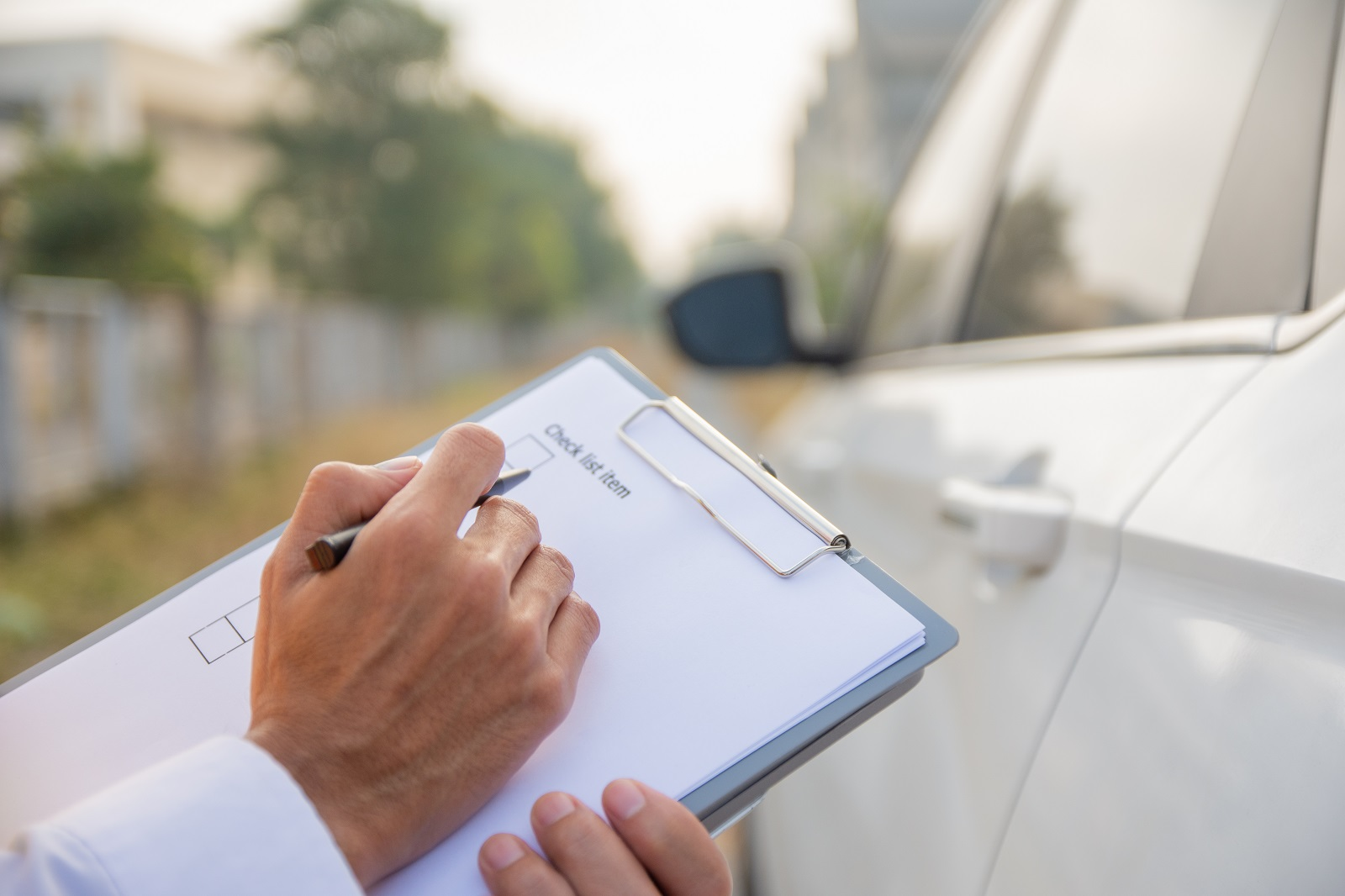 Steps To Take After A Car Accidents