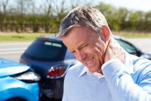 Neck Pain After a Car Accident